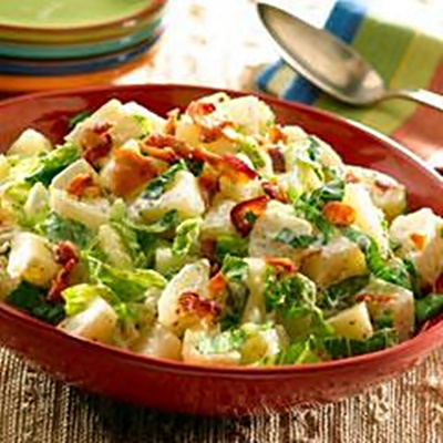 Bacon Caesar Potato Salad