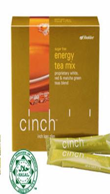 kebaikan alam semulajadi: Energy Tea Mix