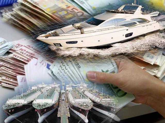 Με νόμους της Δικτατορίας φοροδιαφεύγουν οι Έλληνες πλοιοκτήτες