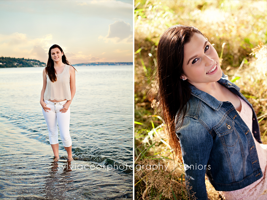 Bellevue senior photographer