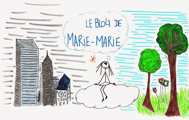 Le blog de Marie-Marie