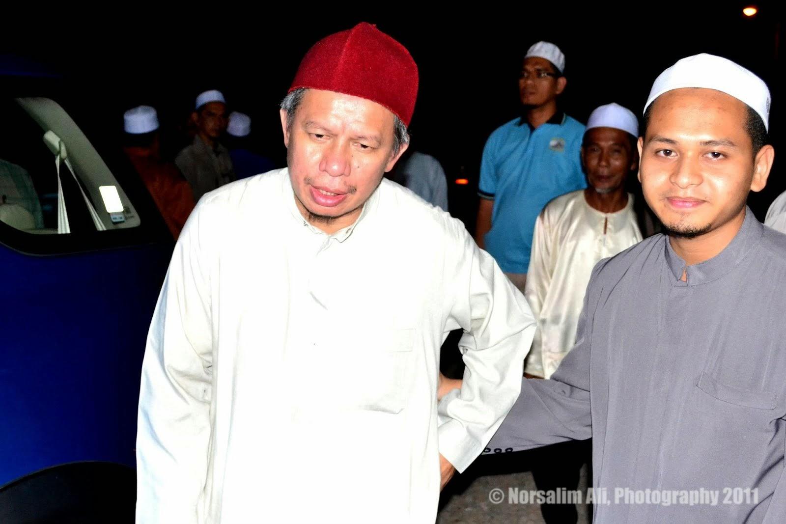 PENGERUSI PERTAMA LEMBAGA PENASIHAT PERTUBUHAN KEBAJIKAN DAN DAKWAH IBNU MAS'UD (2010-2015)