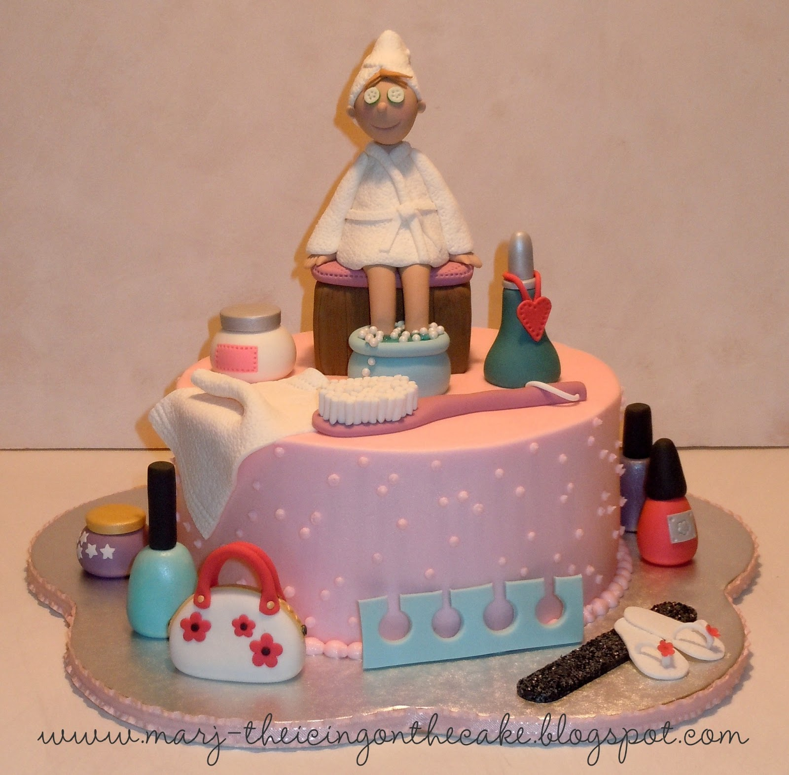 List of synonyms and antonyms of the word spa cake for Salon cake design