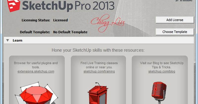 patch sketchup pro 2013