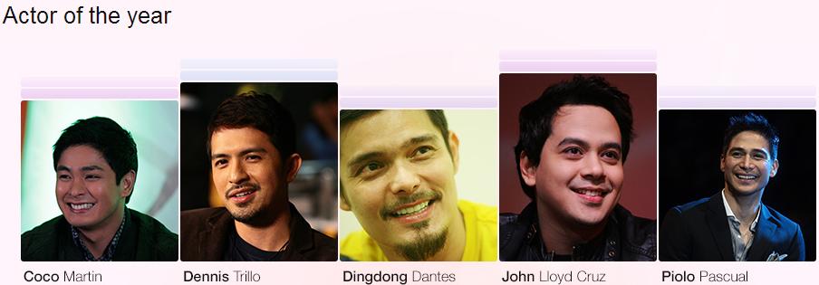 Kim Chiu, Coco Martin, Sarah G. leading at 2014 Yahoo! Celebrity ... Xian Lim And Kim Chiu Bride For Rent