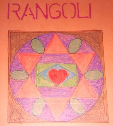 Shape Rangoli