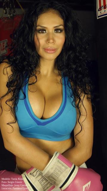 Tania Reza desnuda Revista Playboy México Enero 2016 [FOTOS] 2
