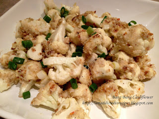 Bang Bang Cauliflower | Addicted to Recipes