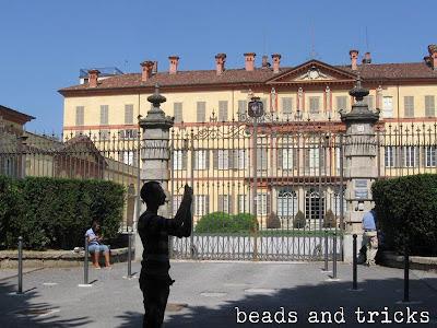 Oreno di Vimercate (MB) Villa Gallarati Scotti