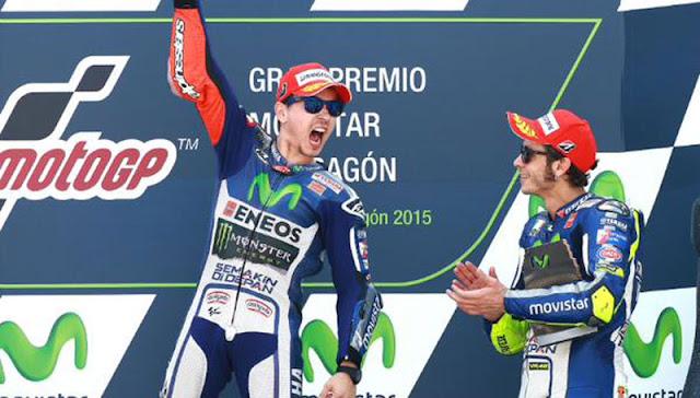 Kalkulasi peluang Valentino Rossi di MotoGP Valencia, Spanyol