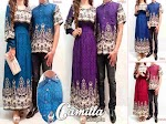Baju Muslim Camila Couple GC2900 HABIS