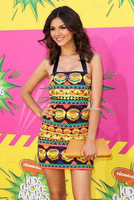 Nickelodeon Kids awards 2013