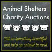 ANIMAL RESCUE FUND RAISER AUCTIONS