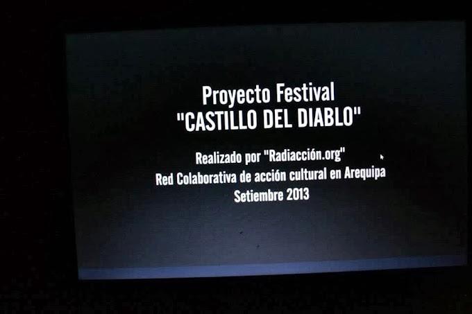 """Proyección """"Castillo del Diablo"""" - 19 diciembre"""