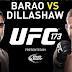 Card de lutas do UFC 173 - Barão x Dillashaw (24/05/2014)