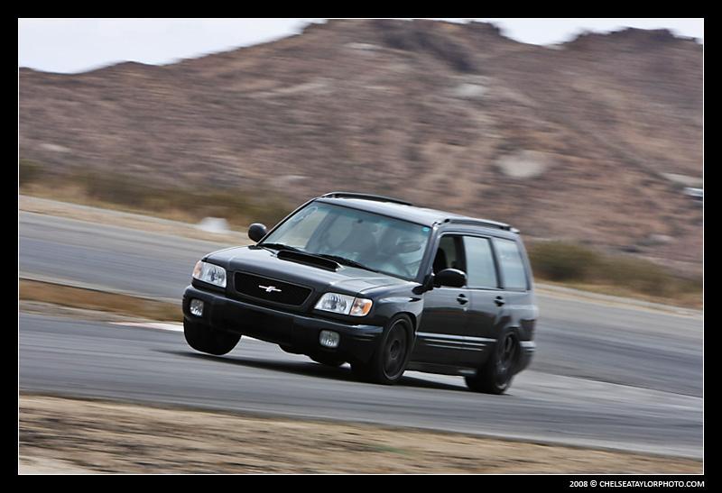Subaru Forester I SF
