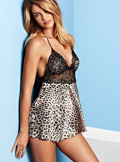 Elyse+Taylor+ +Victoria%2527s+Secret+ +April+2013+%2528MQ%2529+17 Elyse Taylors Sizzling New Victorias Secret Lingerie 2013