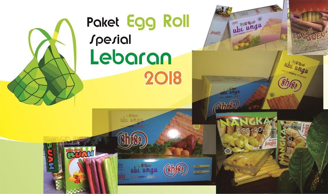 Egg Roll Spesial Lebaran 2018