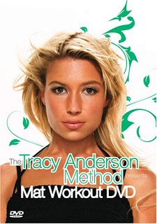 Tracy Anderson DVD