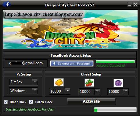 How To Get Free Gold Food And Gems In Dragon City
