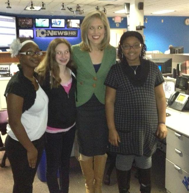 News women blog meet kristyn hartman of wbns tv in columbus ohio
