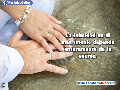 Imagenes con frases de matrimonio - Imágenes Bonitas para Facebook ...