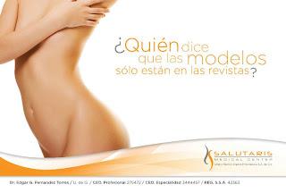 Modelos con lipolaser moldear su contorno corporal en Salutaris Guadalajara