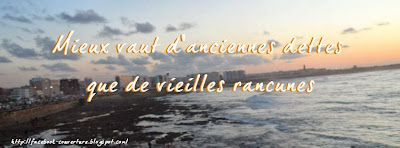 Une couverture facebook proverbe