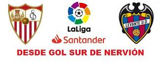 Próximo Partido del Sevilla Fútbol Club.- Jueves 01/10/2020 a las 19:00 horas