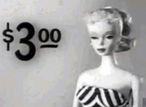ilk barbie bebek resmi
