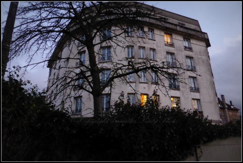 Round Building Versailles Montreuil