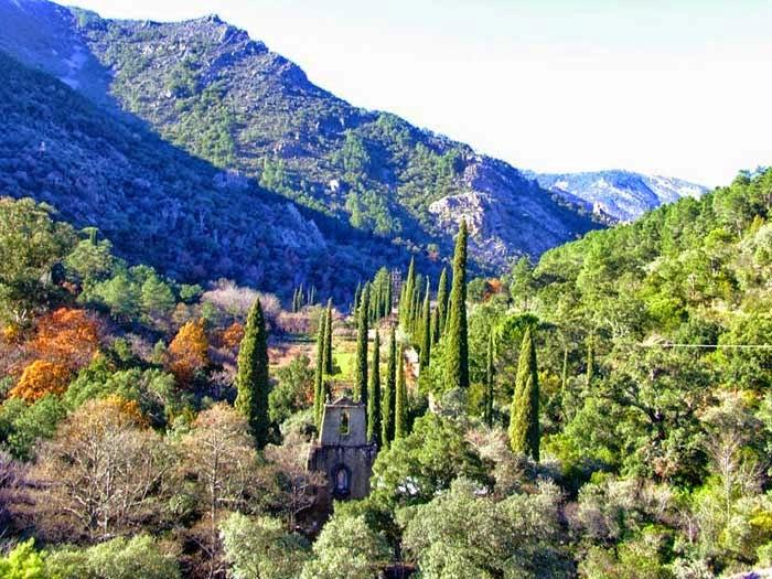 la vallée de las batuecas-salamanque