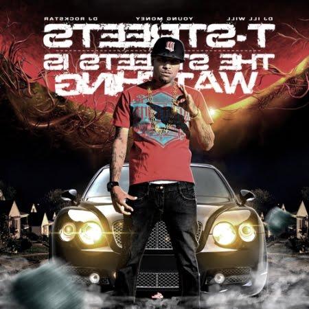 Capa da mixtape Streets Is Watching