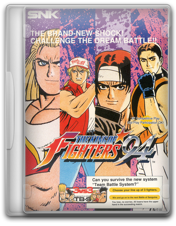 The King of Fighters '94 (Arcade)