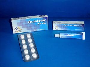 Does acyclovir work for genital herpes