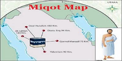 Tempat Miqat