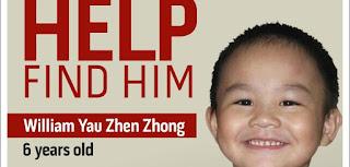 William Yau disahkan  mati