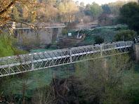 La Palanca o Pont de Ferro de l'Ametlla de Merola