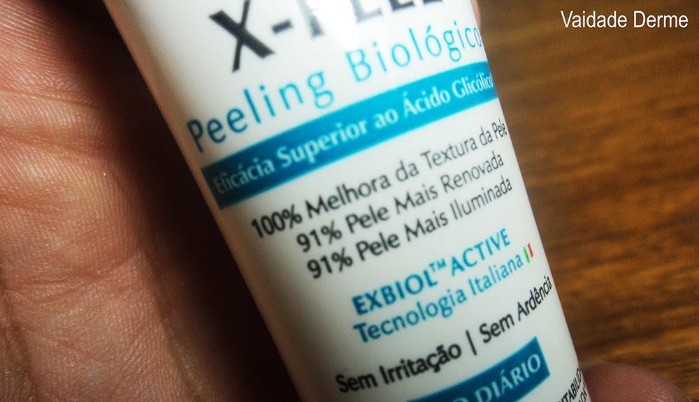 Ada Tina X Peel Peeling Biológico
