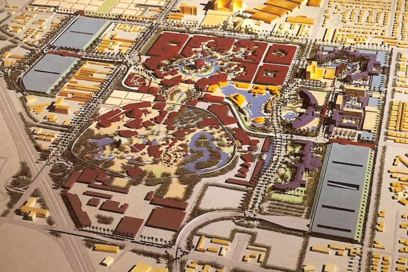 Disney Avenue What If Disney Had Built Westcot