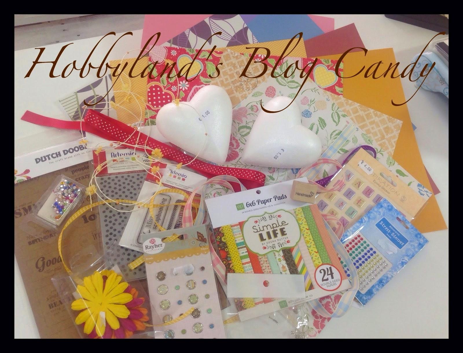 blog candy Hobbyland