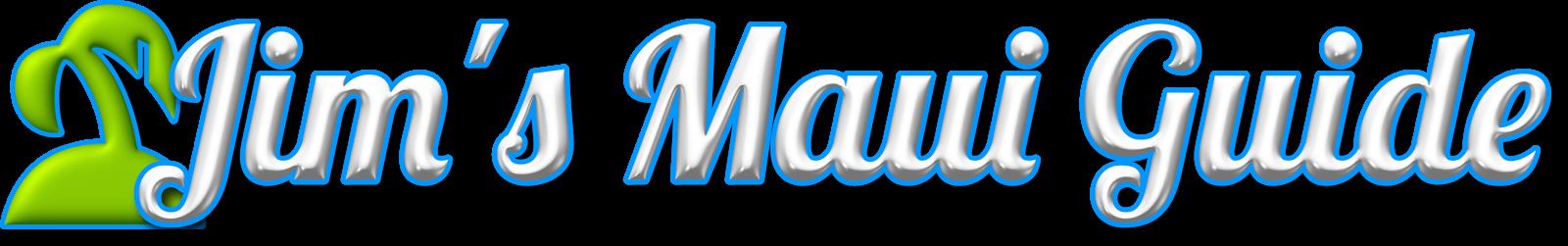 Jim's Maui Guide