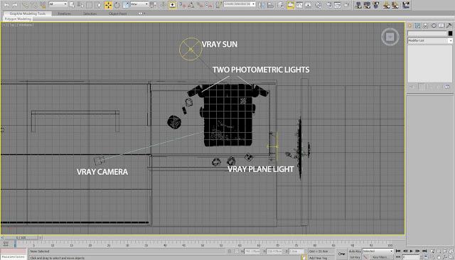 render với nguồn ánh sáng yếu | làm thế nào để render ảnh đẹp hơn | các bước render cảnh chân thực hơn | ánh sáng phòng ngủ trong 3ds max