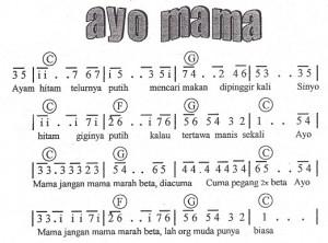lagu daerah di indonesia felyza indonesia
