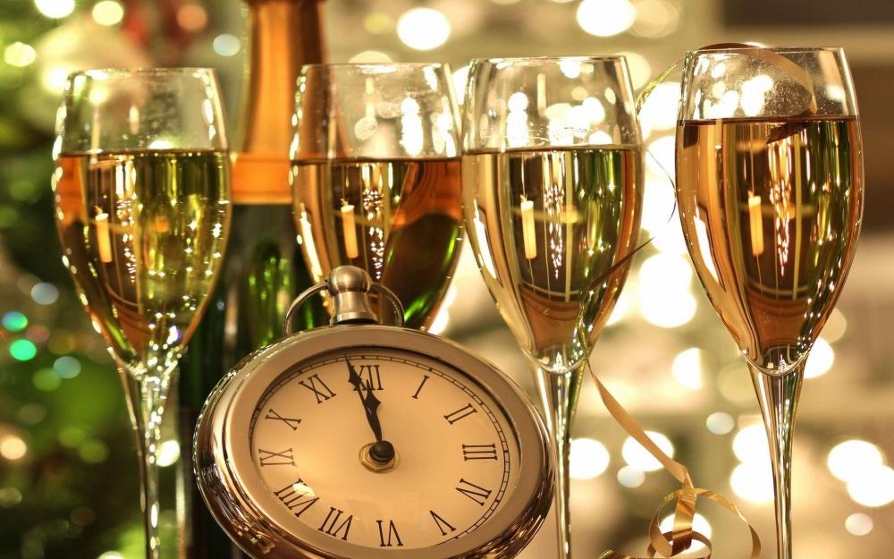 С Новым 2013 Годом - Ресторан дома