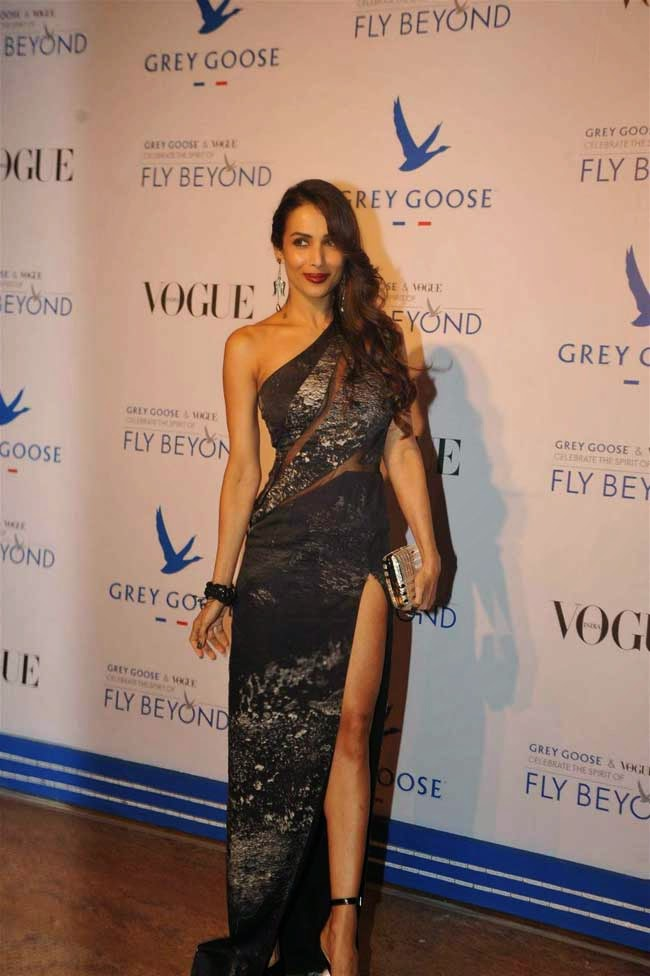 Malaika Arora Khan at Grey Goose Fly Beyond Awards 2014