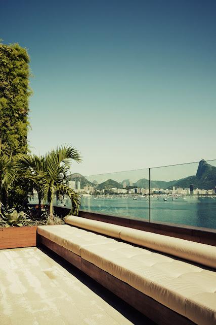 Rio de Janeiro, Zuckerberg, Urlaub, Terrasse, Sonnenbaden, privater Swimming Pool - Haus-Träume für Millionäre