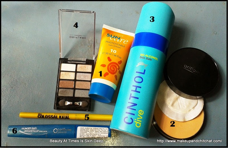 Makeup essentials for teachers