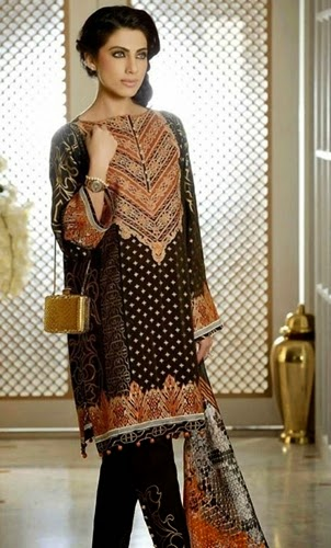 Faraz Manan Crescent Luxury Collection 2014
