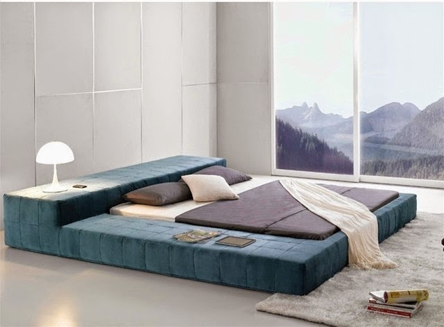 Modern Bed Ideas